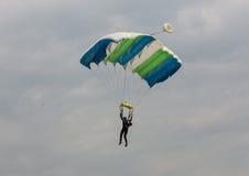 Malopolski Piknik Lotniczy (Air festival) in Cracow, Poland Royalty Free Stock Photo