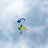 Malopolski Piknik Lotniczy w Krakowskim, P (Lotniczy festiwal) Zdjęcie Royalty Free