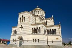 malorussia ST Ουκρανία του Κίεβου καθεδρικών ναών vladimir Στοκ φωτογραφίες με δικαίωμα ελεύθερης χρήσης