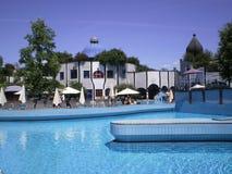 Malos _pools de Blumau Foto de archivo