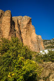 Malos Riglos, Huesca, Aragon, Spain Royalty Free Stock Photos