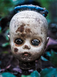 Malos sueños de la muñeca Foto de archivo
