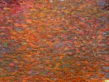 Malować kolor teksturę Abstrakcjonistycznych tło jaskrawych kolorów artystyczni pluśnięcia kolor tła wielo- Fractal grafika dla k royalty ilustracja