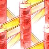 Malowidła ściennego tła bezszwowy deseniowy pointer Fotografia Royalty Free
