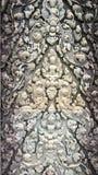 Malowidło ścienne obraz w Angkor Wat, siemreap Cambodia zdjęcie royalty free
