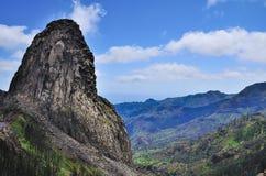 malownicza panoramy skała Obraz Stock
