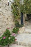 Malownicza wioska w Cypr zdjęcie stock