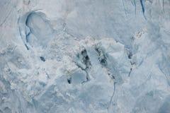 Malownicze góry lodowa różne formy w Arktycznym Fotografia Royalty Free