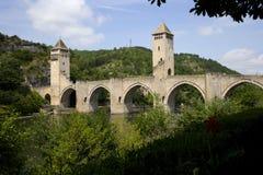 Malowniczy Cahors, Francja Obraz Stock