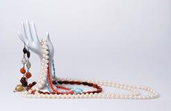 Malowniczy koraliki zdjęcie royalty free