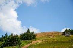 Malowniczy krajobraz góra zdjęcie stock