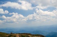 Malowniczy krajobraz Kopaonik zdjęcie stock