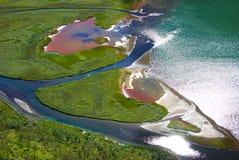 malowniczy krajobrazowy halny Norway Zdjęcia Stock