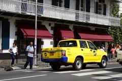 Malowniczy miasto Portowy Louis w Mauritius republice Fotografia Royalty Free