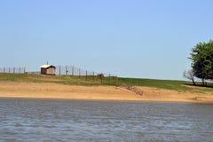 Malowniczy miejsca na Jianu ręki kanale 3 zdjęcia royalty free