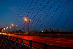 Malowniczy most Zdjęcia Stock