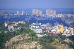 Malowniczy Plovdiv zdjęcie royalty free