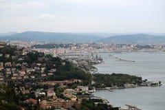 Malowniczy widok Amalfi Obrazy Stock