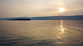 Maloye mer kanal Fotografering för Bildbyråer