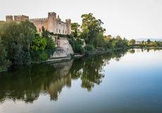 Malpica del Tajo, Toledo, Spain. Image of a castle at Malpica del Tajo, Toledo, Spain Royalty Free Stock Photography