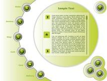 Malplaatje 8 van het Web Stock Foto's