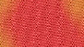 Malplaatje met cirkels Vage bellen op abstracte achtergrond stock illustratie