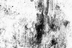 Malplaatje van de Grunge het zwart-witte Stedelijke textuur Plaats over om het even welke ob Royalty-vrije Stock Fotografie