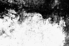Malplaatje van de Grunge het zwart-witte Stedelijke textuur Plaats over om het even welke ob Stock Afbeeldingen