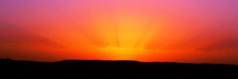 Malplaatje van een sinaasappel Stock Foto