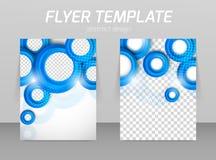 Malplaatje van het vlieger het achter en voorontwerp Stock Foto