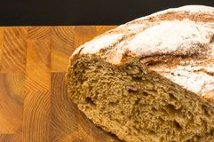 Malt bread handmade Royalty Free Stock Photography
