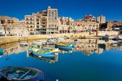 Malta Immagini Stock