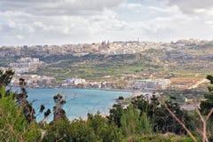 Malta Royaltyfria Foton