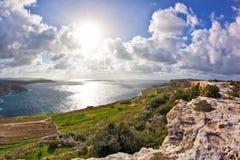 Malta Royaltyfri Fotografi