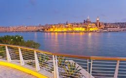 Malta Fotografia Stock
