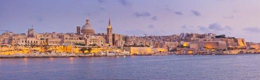 Malta imagens de stock