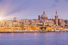 Malta Fotografie Stock Libere da Diritti