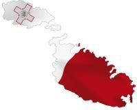 Malta stock de ilustración