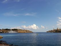 Malta Bay Stock Image