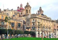 Malta, Birgu fotos de stock