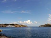 Malta-Bucht stockbild