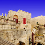 Malta building Stock Image
