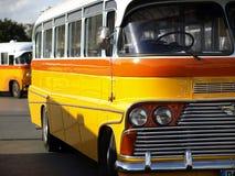 Malta Bus Stock Image