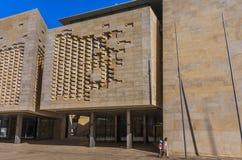 Malta - calles de La Valeta Imágenes de archivo libres de regalías