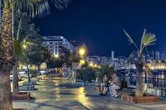 Malta - calles de Sliema Imágenes de archivo libres de regalías