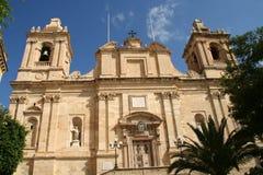 Malta Church Stock Photos