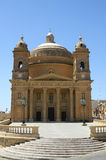 Malta, church in Haz-Zebbug Royalty Free Stock Images