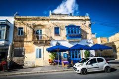 Malta city life royalty free stock images