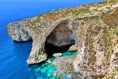 Malta Coast Blue Grotto
