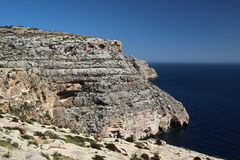 Malta coast. Near The Blue Grotto, Malta Stock Photos
